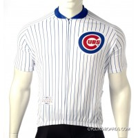 Online Mlb Chicago Cubs Cycling Jersey Short Sleeve Tj-601-0078