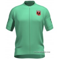 Mls D.C. United Short Sleeve Cycling Jersey Bike Clothing Cycle Apparel Tj-519-8501 Outlet