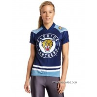 For Sale Florida Panthers Woman Cycling Jersey Short Sleeve TJ-212-5863