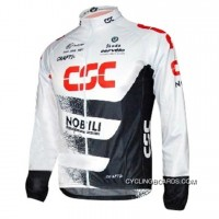 CSC TEAM Cycling Bike Jersey Long Sleeve TJ-068-0755 New Release